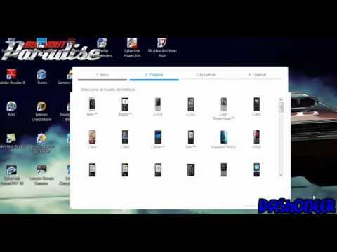 Como desbloquear el Patron de un Sony Ericsson Xperia X10 Minipro (funciona con otros Xperia)