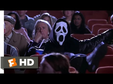 Scary Movie (8 12) Movie Clip - Silent Theater (2000) Hd video