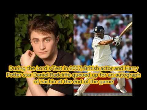Amazing facts about Sachin Tendulkar, You may not know