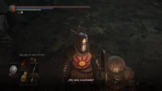 DARK SOULS 3 Quest Siegward de Catarina