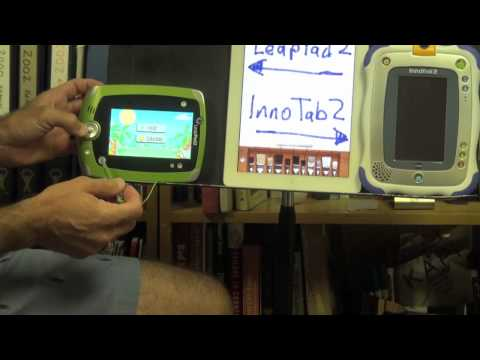 LeapPad2 vs. InnoTab 2: Which Should a Parent Buy?