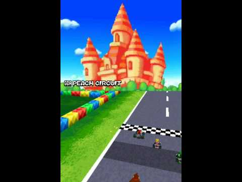Mario Kart DS Sport Commentary - Shell Cup