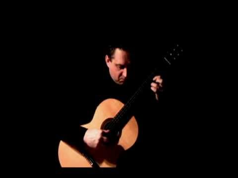 Scottish Folk Song - Mary Hamilton - Christopher Rude, Classical Guitar