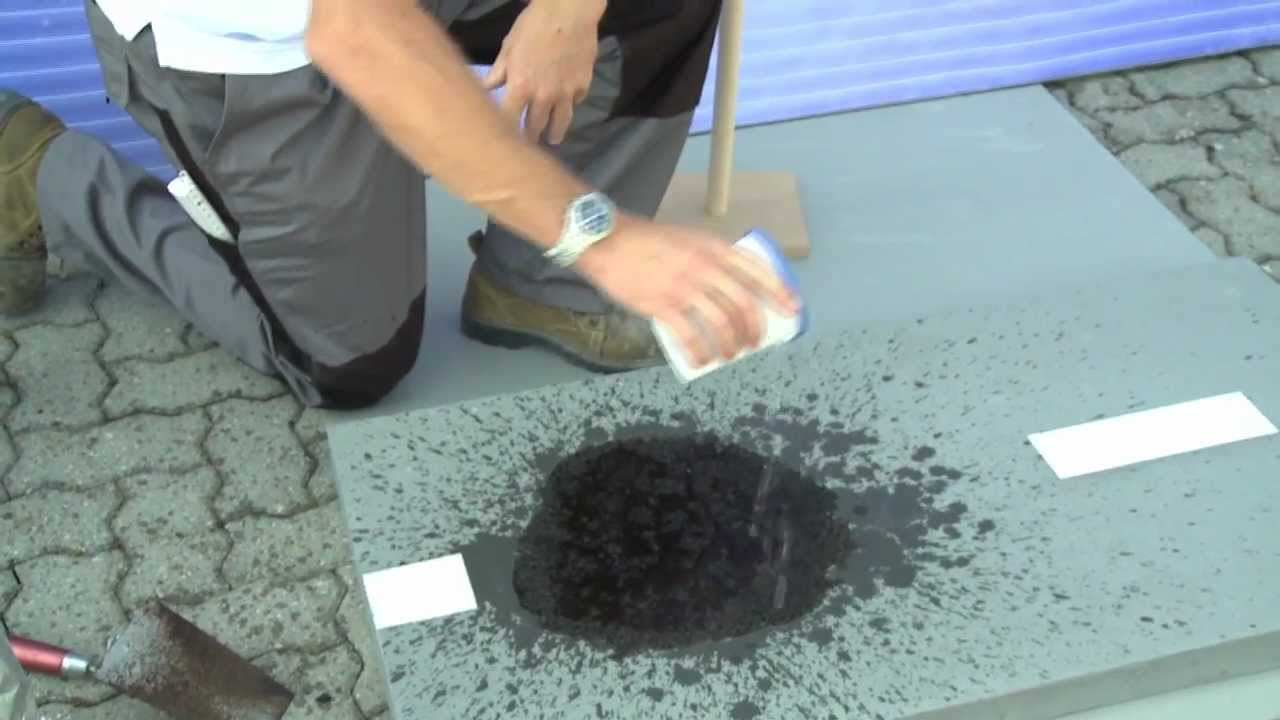 mape asphalt repair 0 8 anwendungsvideo deutsch youtube. Black Bedroom Furniture Sets. Home Design Ideas