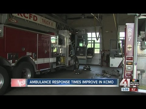 New ambulance response time numbers