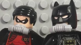 Lego Batman Goes To Space