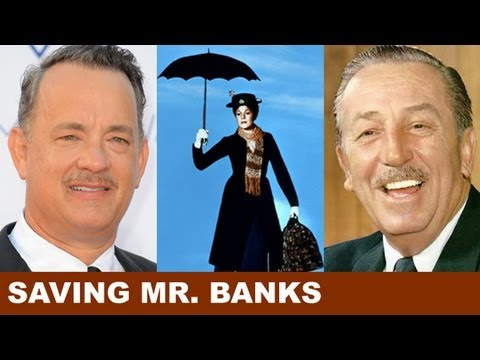 Saving Mr. Banks is listed (or ranked) 27 on the list The Best Tom Hanks Movies
