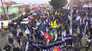 أردوغان.. ترحيب وتحذير بشأن الأكراد
