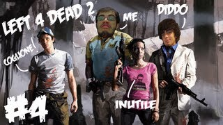 DIDDO GIVE ME YOUR ASS!!!! - Left 4 Dead 2 Coop con Diddomagick (Episodio 4)