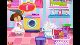 Dora The Explorer - Casa De Dora, Full Game Episodes (Video 2014)
