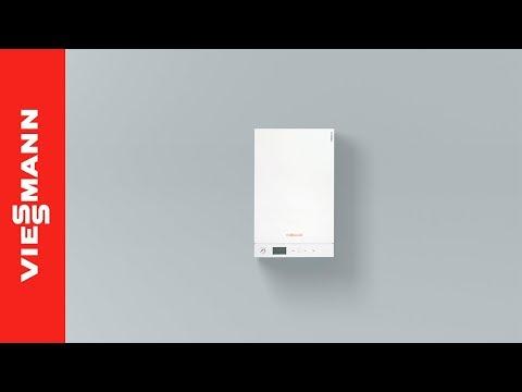 Vitodens videolike for Caldaia a condensazione viessmann vitodens 100