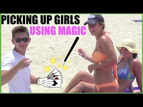 How To Kiss Strangers With Magic Part 2 - Kissing Prank - Kissing Strangers video