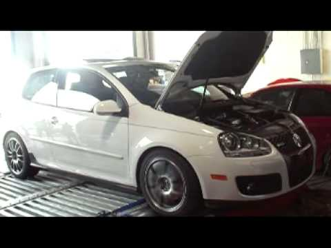APR Stage 3 MKV VW GTI 2.0T FSI - Static X Motorsports - DYNO Run 1