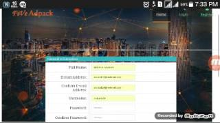 fiveadpack bangla tutorial daily $0.20 cent free and 100% referral click commission