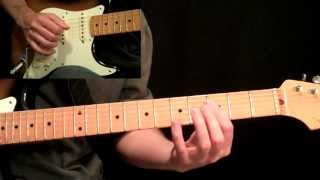Sultans Of Swing Guitar Lesson Pt.3 - Dire Straits - Verse Three