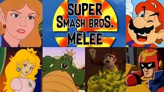 Super Smash Bros Melee | The Animated Intro