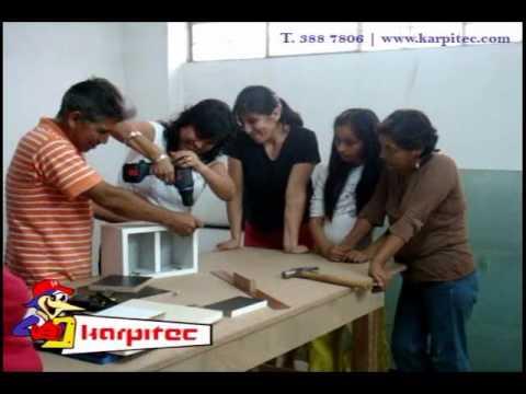 seminario-taller melamina karpitec.wmv