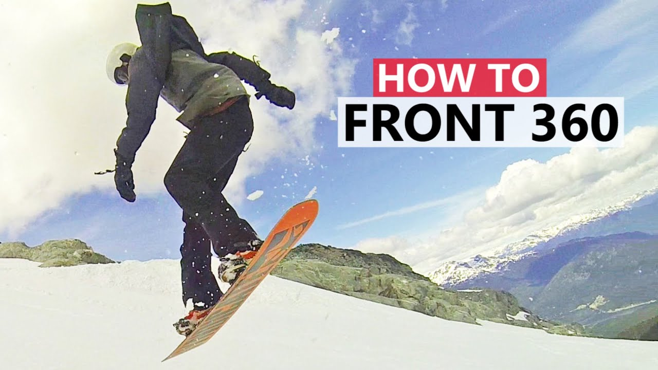5 EASY SKI TRICKS | YOU CAN DO ANYWHERE - YouTube