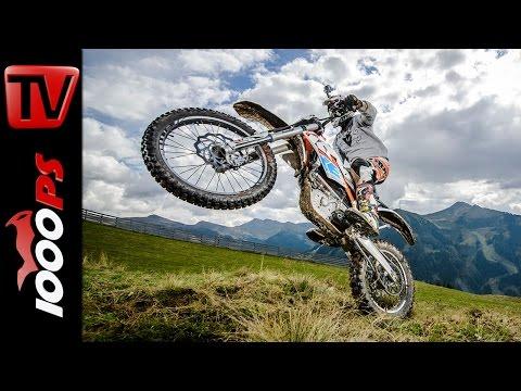 KTM Freeride E - Ride into the Wild | Action, Crash, Stunts | 2015