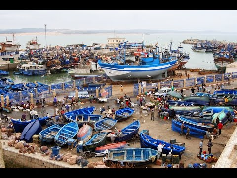 Morocco: 10 Top Tourist Attractions - Video Travel Guide