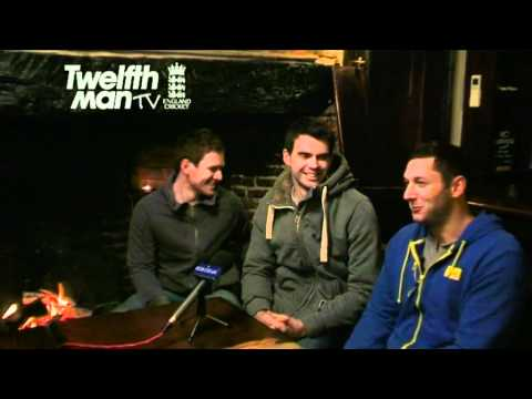 Christmas fireside chat with Anderson, Morgan and Bresnan - Part 1