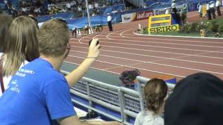 IAAF World Junior Championships Moncton 2010 - 100m Finale men
