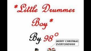 Watch 98 Degrees Little Drummer Boy video