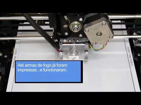 OUTBOX S01E01 - OutBox e Impressora 3D