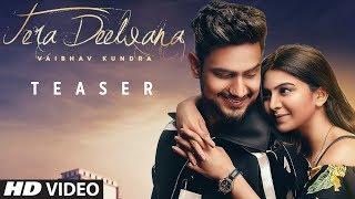 Tera Deewana Song Teaser Vaibhav Kundra | Releasing 18 April
