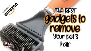 🆕 The best gadgets to remove your pet´s hair 🐶 available at amazon 2019 🤑