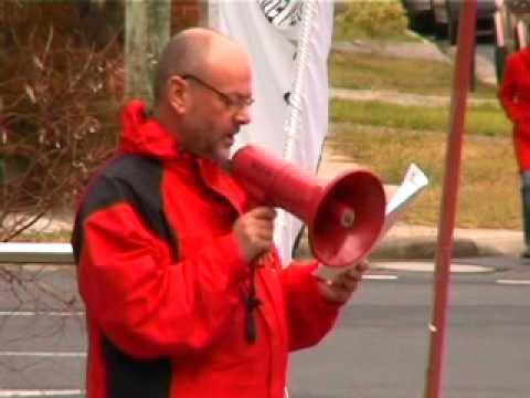 AEU Industrial Action