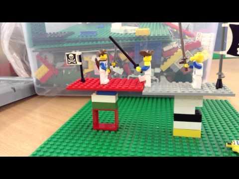 Jude- Lego assassin creed ep 4