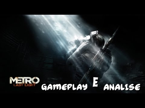 Metro Last Night :pc Gameplay E Analise(fx6100 E Gtx660)