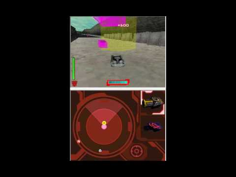Transformers 2 Rotf Autobot Ds Challenge 2
