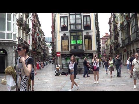 Bilbao Walking Tour