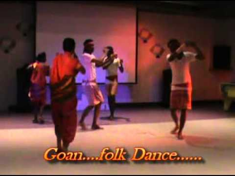 Goan Folk Dance     Two video