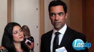 Danny Pino on Losing Accent | Stephanie Beatriz on Golden Globe