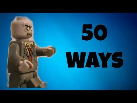 50 Ways To Kill A Lego Zombie