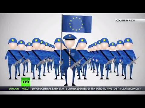 Joint EU Army? Germany, Finland back idea, UK & France wary