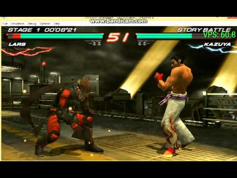 Tekken 6 PPSSPP Full Speed (With Configuration)