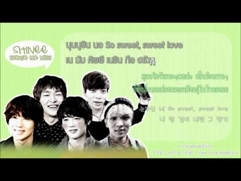 [Karaoke-Thaisub] SHINee - Excuse Me MIss by ipraewaBFTH