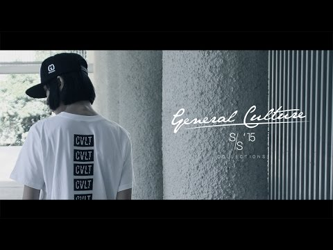 General Culture Lookbook S/S 15 collections
