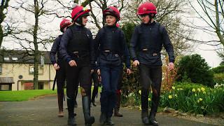 Introduction to the Racing Academy and Centre of Education - KWETB Trainee Jockey Course