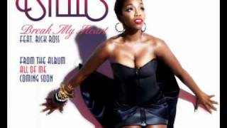 Estelle ft Rick Ross - Break My Heart [2011] + [Lyrics]