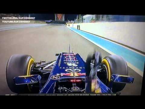 Sebastian Vettel's full Team Radio - Abu Dhabi 2012