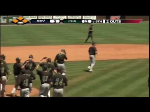 Charlotte 49ers Baseball Highlights vs. Xavier (A-10 Championship