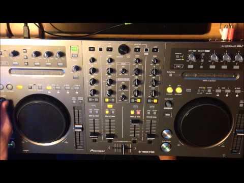 Pioneer DDJ-T1 House Mix