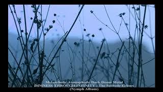 DIMNESS THROUGH INFINITY - The Solitude Echoes (Melancholic Atmospheric Doom Metal)