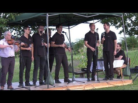 BorCanto együttes műsora Hercegkúton