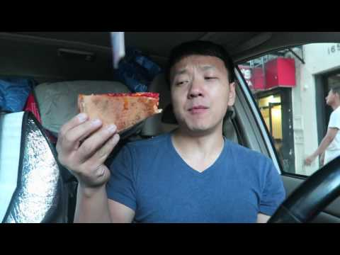 LAST Meal in New York City & A LOT of Traffic